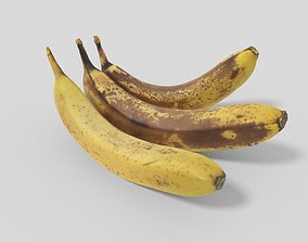 3D model Banana Collection 01
