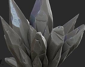 3D Crystal Stones