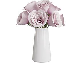 3D Roses flowers