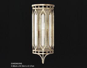 Fine Art Lamps Westminster 890050 3D model