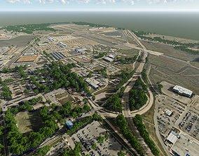 3D Chambers Field - NAS Norfolk