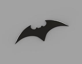 Batman 2021 Batarang for 3D print