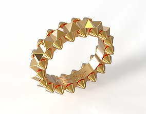 Cartier ring 3D print model