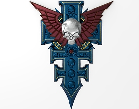 warhammer symbol of special powers of the Inquisition 1