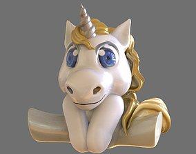 3D printable model Baby Unicorn