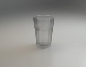 3D model Hi-ball Glass