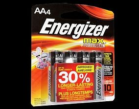 battery 3D asset