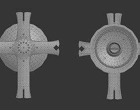 3D model fgo shield