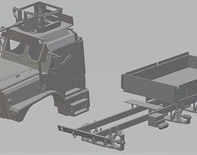 Medium Tactical Vehicle Replacement 3D print model 1
