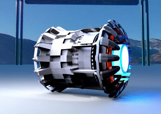 realistic Ark engine