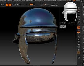Roman helmet-3d print model armor