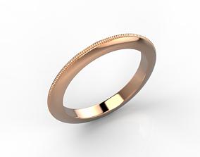3D print model 110825 R thin regular ring