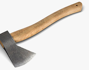3D model realtime Realistic AXE