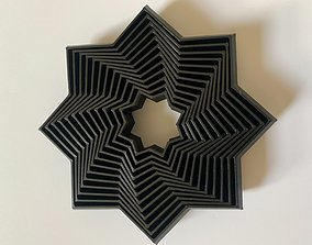 3D print model Fidget Star