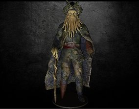 miniatures DAVY JONES 3D printable model