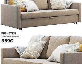 Ikea Friheten sofa 3D
