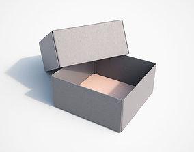 Box Cap 3D model