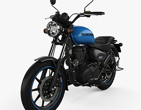 3D Royal Enfield Thunderbird X500 2019