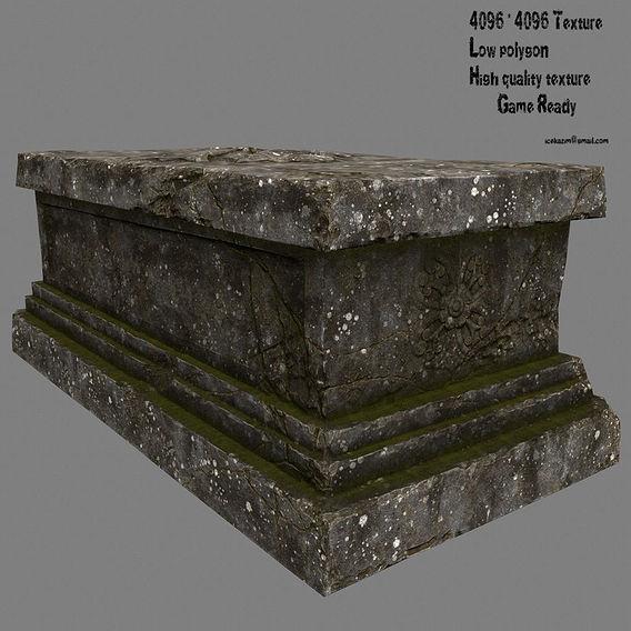Base statue 1