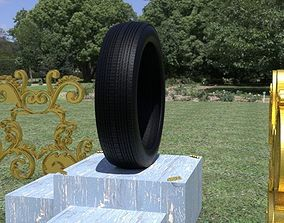 ORTAS TIRE NO 4 GAME READY AND 3D PRINTABLE