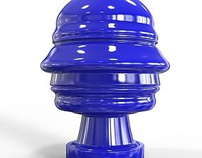 Head sculpture of Silvio Berlusconi 3D print model