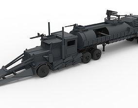 Diecast model Dreadnought from Death race Scale 1 to