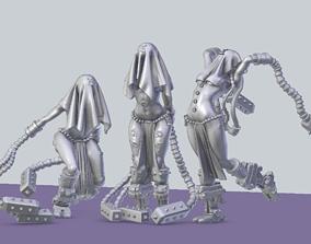 Arcofabulous Flagellant Set 1 3D print model