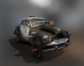 Judge car 3D model