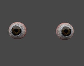 humaneye 3D Realistic Eye