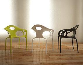 3D Supernatural Armchair by Lovegrove
