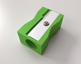 Pencil Sharpener 3D