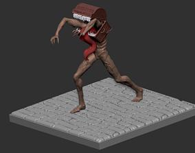 Mimic miniature from Dark Souls 3D print model