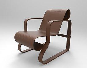 3D printable model Chair 012