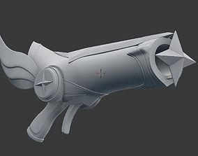 Star Guardian Miss Fortune Gun League of Legends 3D print