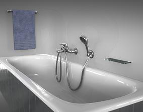 furniture Bathtub 3D