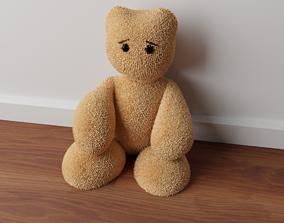 3D PBR Teddy Bear