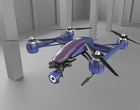 Drone quadcopter F0817 3D model