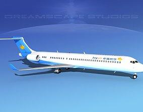 3D Comac ARJ21-900 Joy Air
