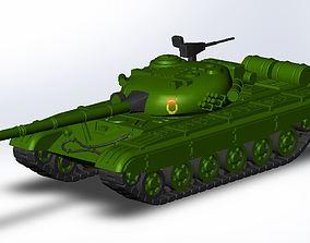 T-72 model for print