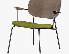 Co Lounge Chair by Menu 3D model