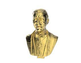 3D printable model Scanned Dracula Torso