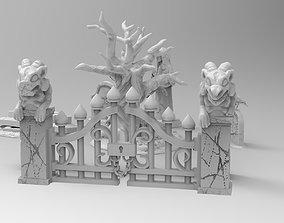 3D print model TerrainCrates Cementery