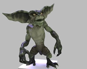 Gremlin Figurine 3D printable model