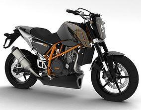 KTM 690 Duke Track 2014 3D