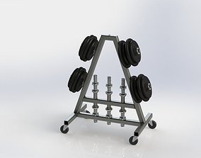 3D Weight stand