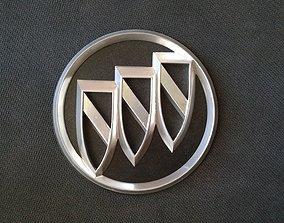 3dprint Buick actual logo 3D print model