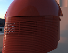 3D print model Praetorian Guard Helmet