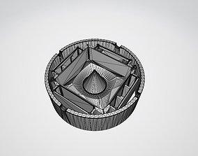 weed Ashtray and Debowler 3D print model