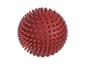 Dog ball toy 3D model