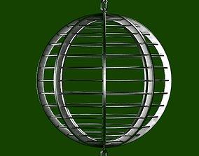 Metal Cage 3D